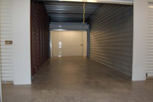 large storage unit