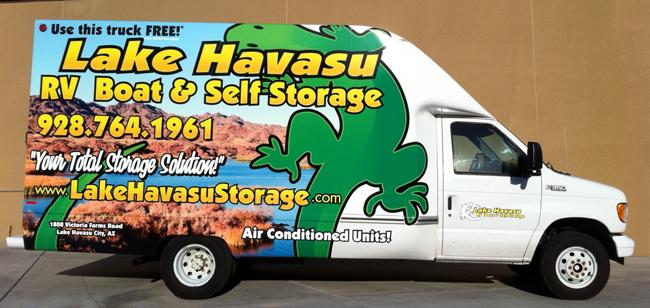 Lake Havasu Storage